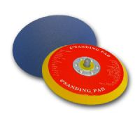 Backing pads for self-adhesive (PSA) discs for use on ORBITAL SANDERS